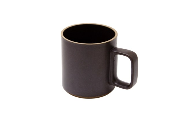 Hasami Porcelain Mug Medium Black