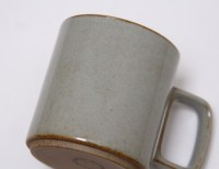 Hasami Porcelain Mug Medium White: glaze