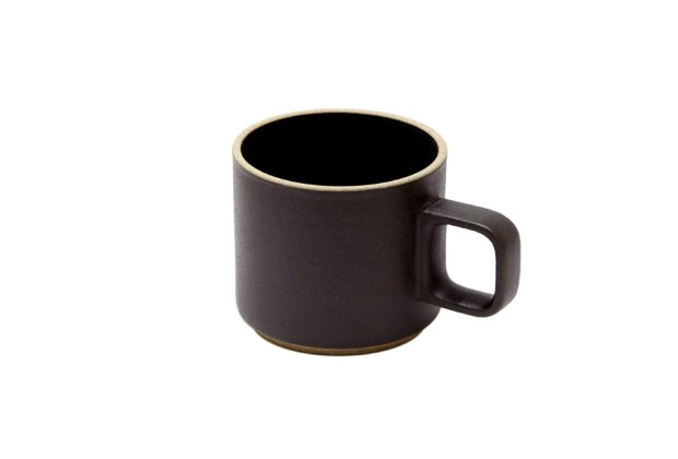 Hasami Porcelain Mug Small Black