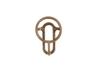 Fort Standard Brace Brass Wall Hook_1