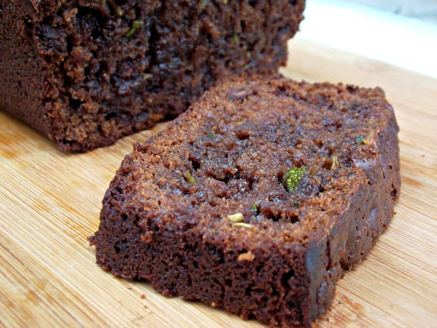Chocolate Zucchini Bread Recipe