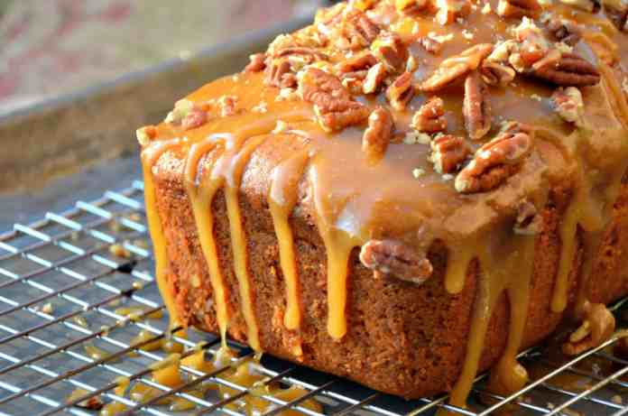 Apple Praline Bread Recipe- Home in the Finger Lakes