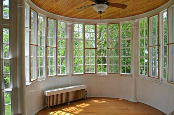 Bleak House Sun Room