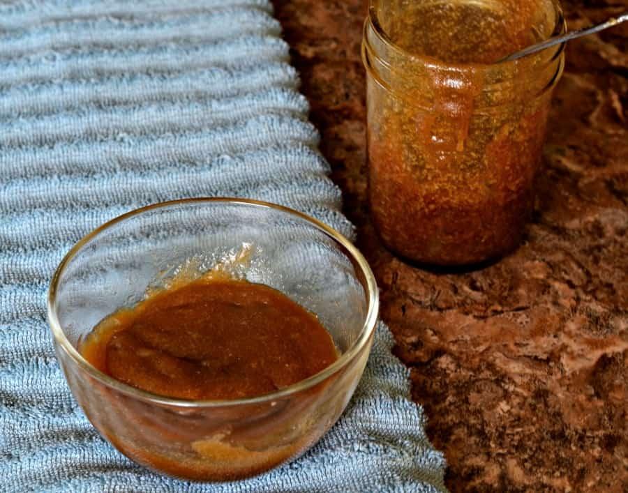 Brown Sugar Facial Scrub a sweet DIY beauty treatment