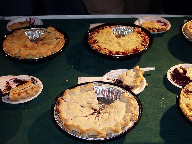 Naples Grape Pie Contest