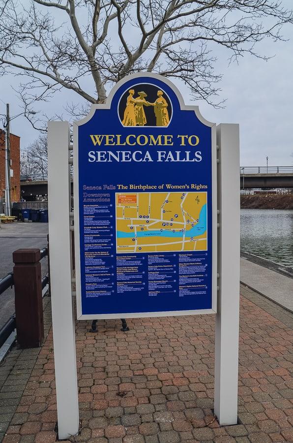 Gateway to the Finger Lakes: Seneca Falls, New York