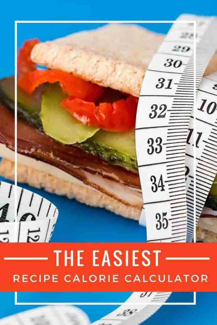 The easiest recipe calorie calculator 5like this forumfinder Images