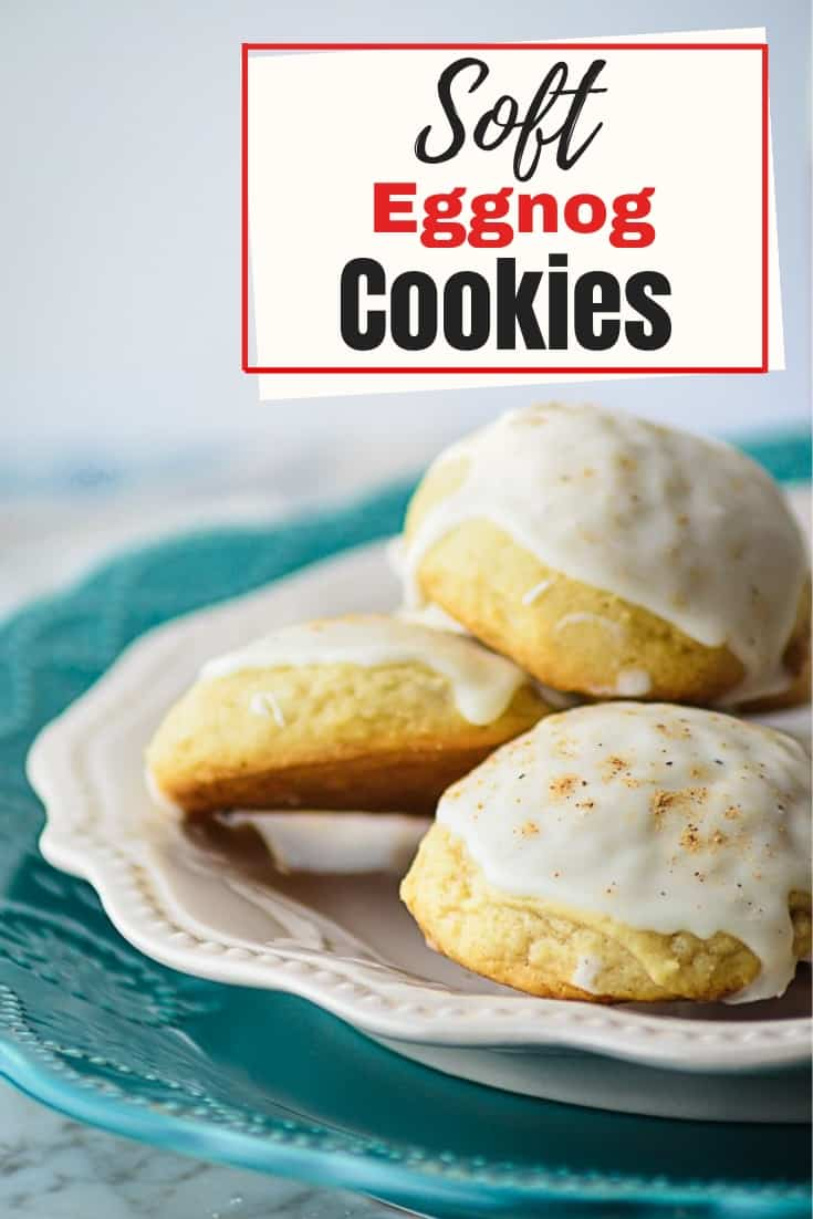 Rich, soft, creamy and cakey these cookies are bursting with the aroma and flavor of vanilla, cinnamon, and nutmeg.