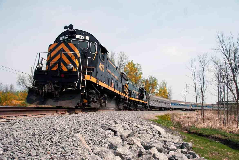 Rochester & Genesee Valley Railroad Museum Via Facebook