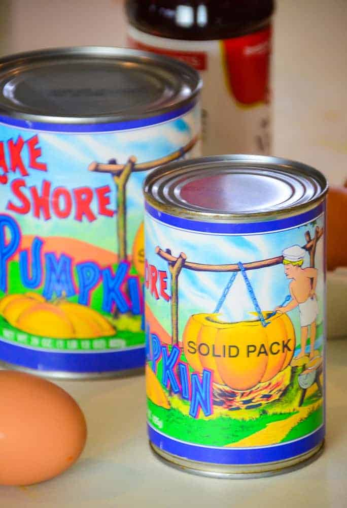 Do you use Lake Shore Solid Pack Pumpkin, do you have any memories of holiday baking with it?