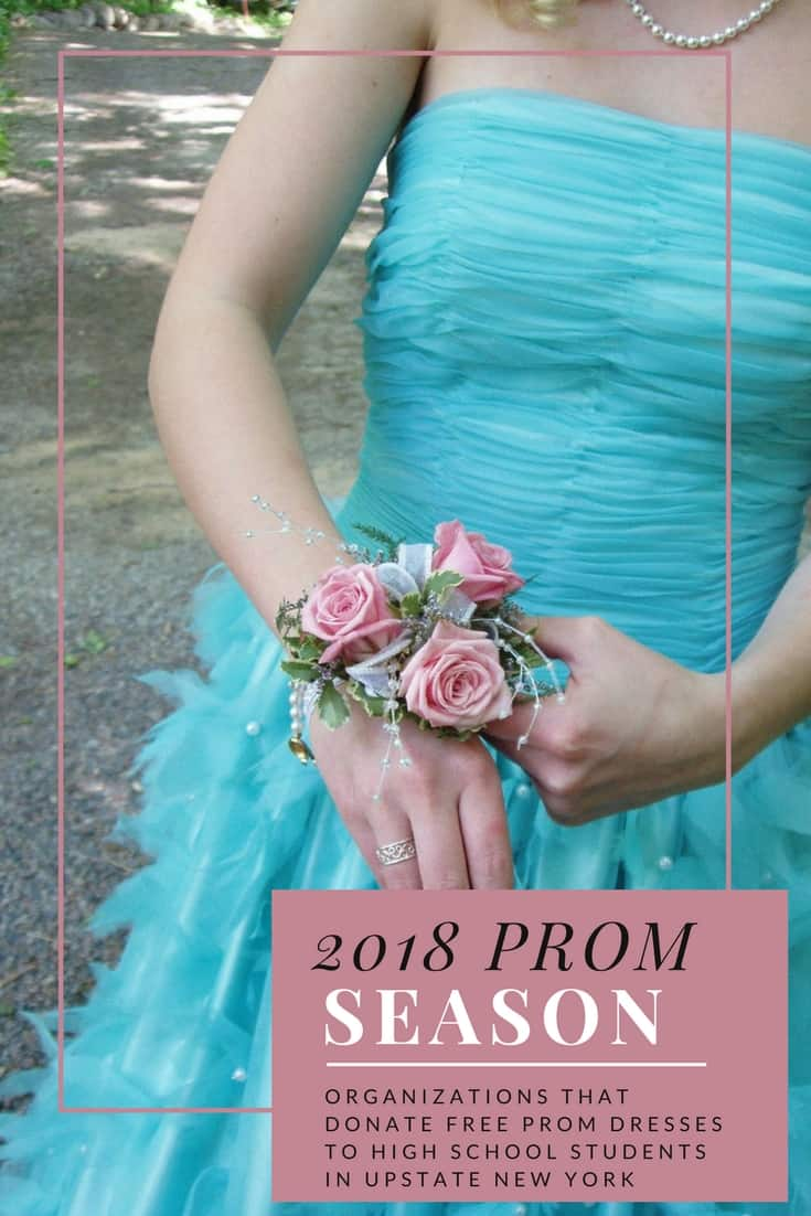 Sky-high costs put Prom out of reach some families, but these Upstate New York groups and organizations want to help make prom dreams come true.