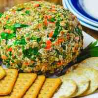Olive Cheeseball