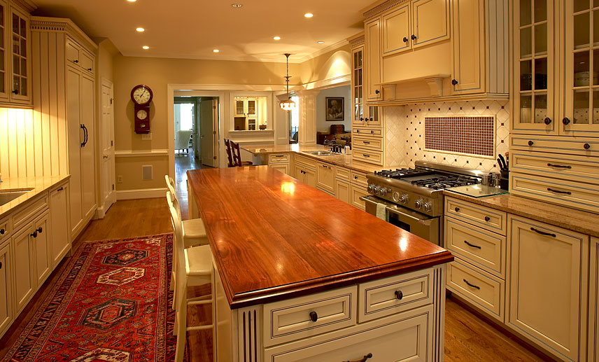 wood countertops kitchen trough sink homeiq design tip mix and any other material photo