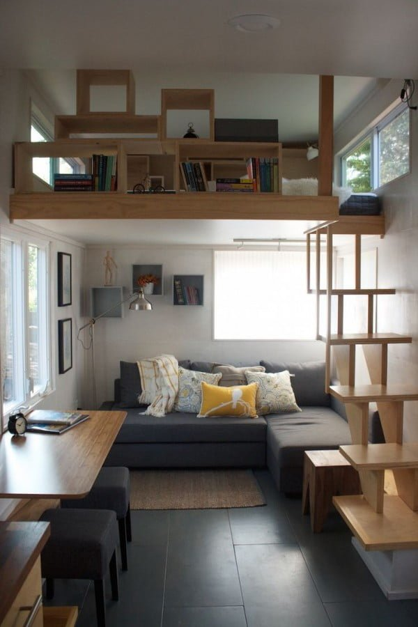 Liberation Tiny House