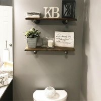 100 Cozy Farmhouse Bathroom Decor Ideas You Can Easily Copy