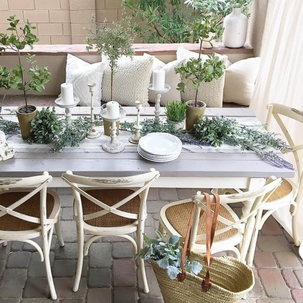 20 shabby chic outdoor ideas to inspire