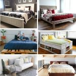 61 Diy Bed Frame Ideas On A Budget
