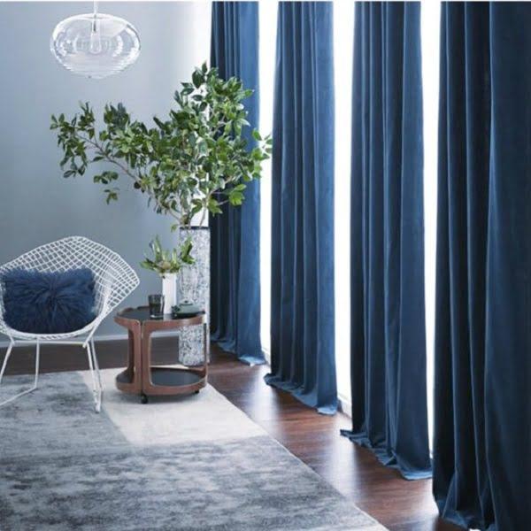 20 best modern living room curtain ideas