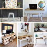 60 Diy Desk Ideas Build It Quickly And Cheaply