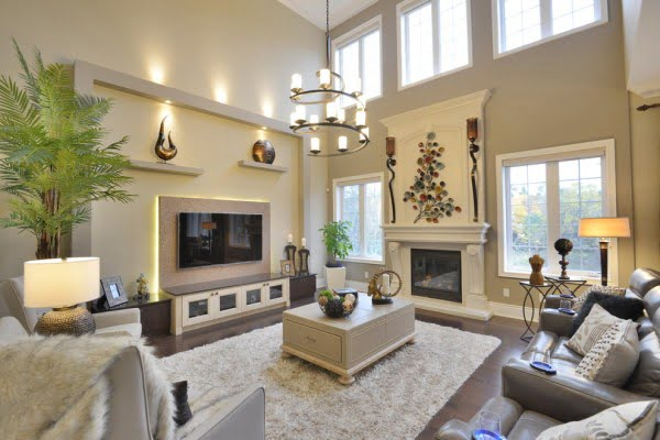 60 essential living room lighting ideas