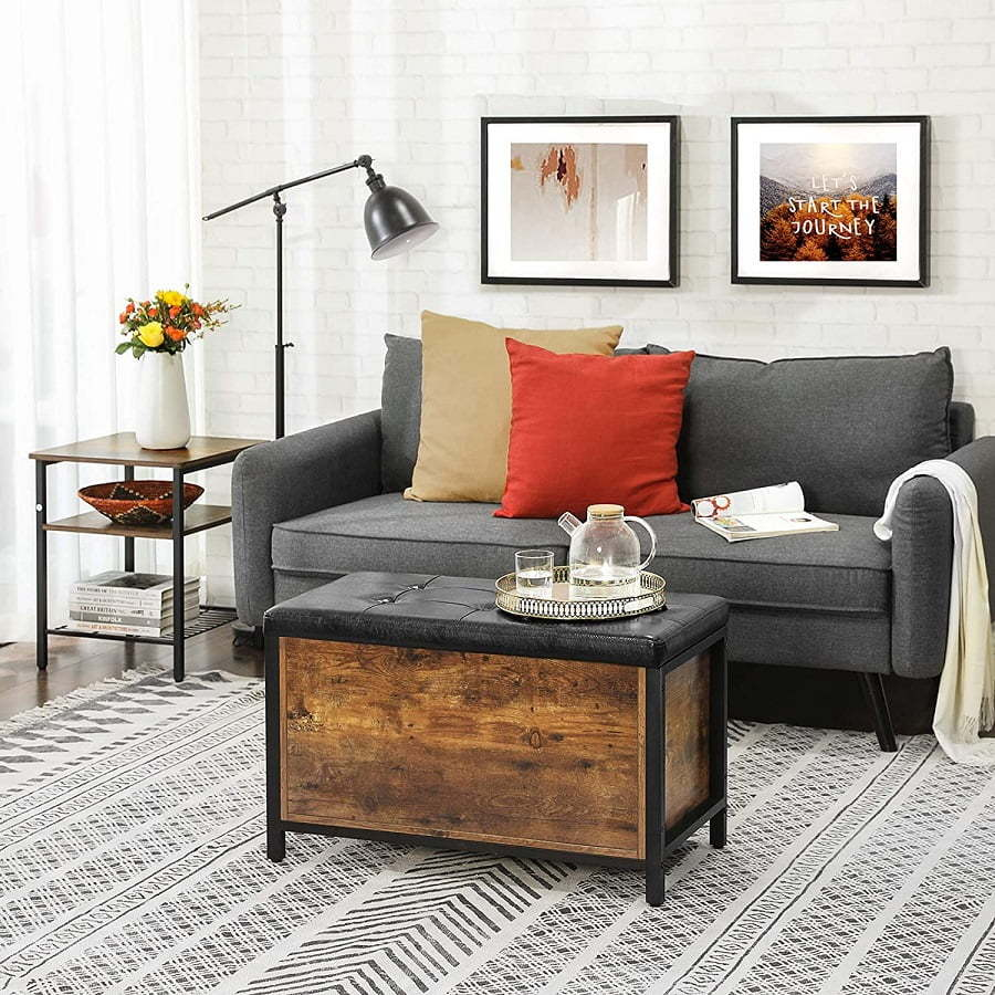 The Top 10 Best Storage Ottomans of 2021