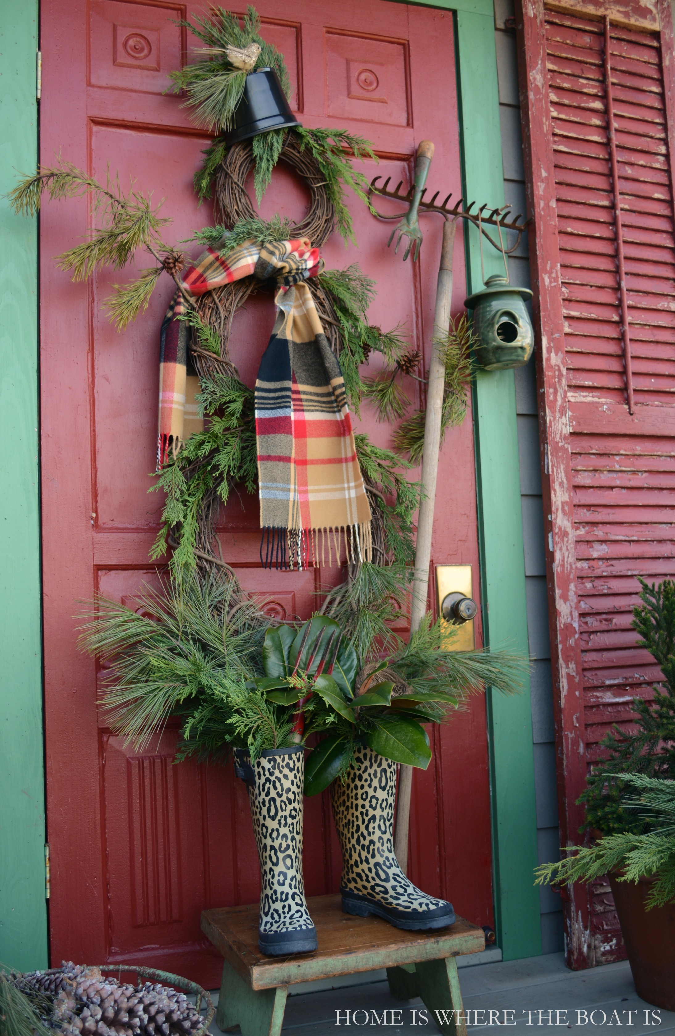 1000+ images about christmas outdoor decorating on