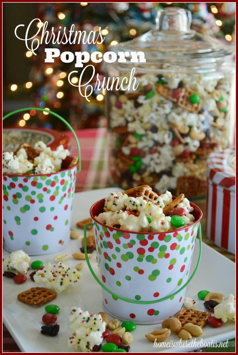 Season S Eatings And Easy Food Gift Christmas Popcorn