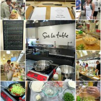 Date Night: Summer in Italy Cooking Class at Sur La Table