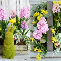 Create an Easy Blooming Centerpiece for Easter