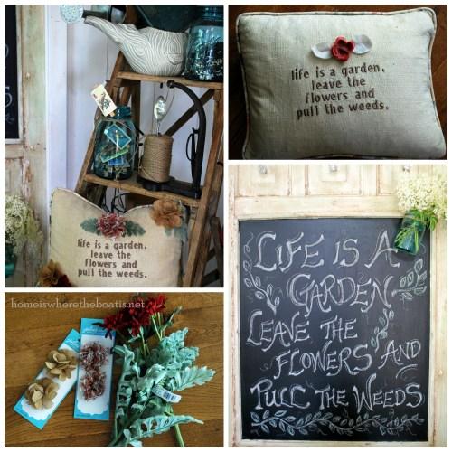 Life is a Garden pillow-001