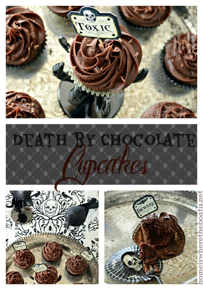 Death by Chocolate Cupcakes-001