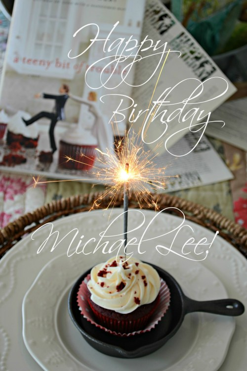 Happy Birthday Michael Lee!