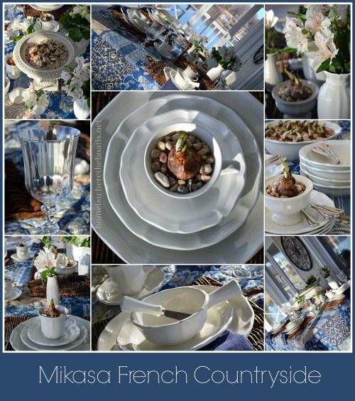 Mikasa French Countryside Dinnerware