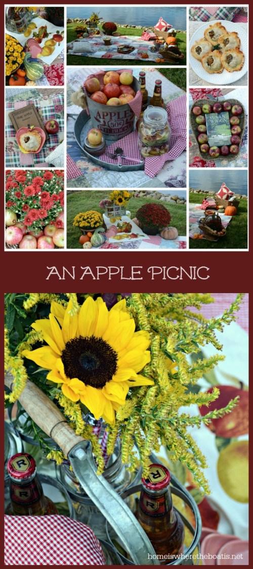 An Apple Picnic