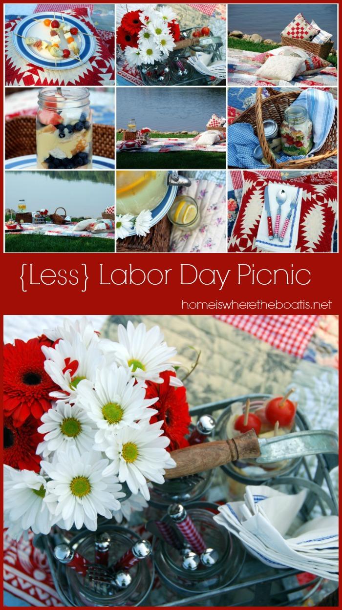 {Less} Labor Day Picnic