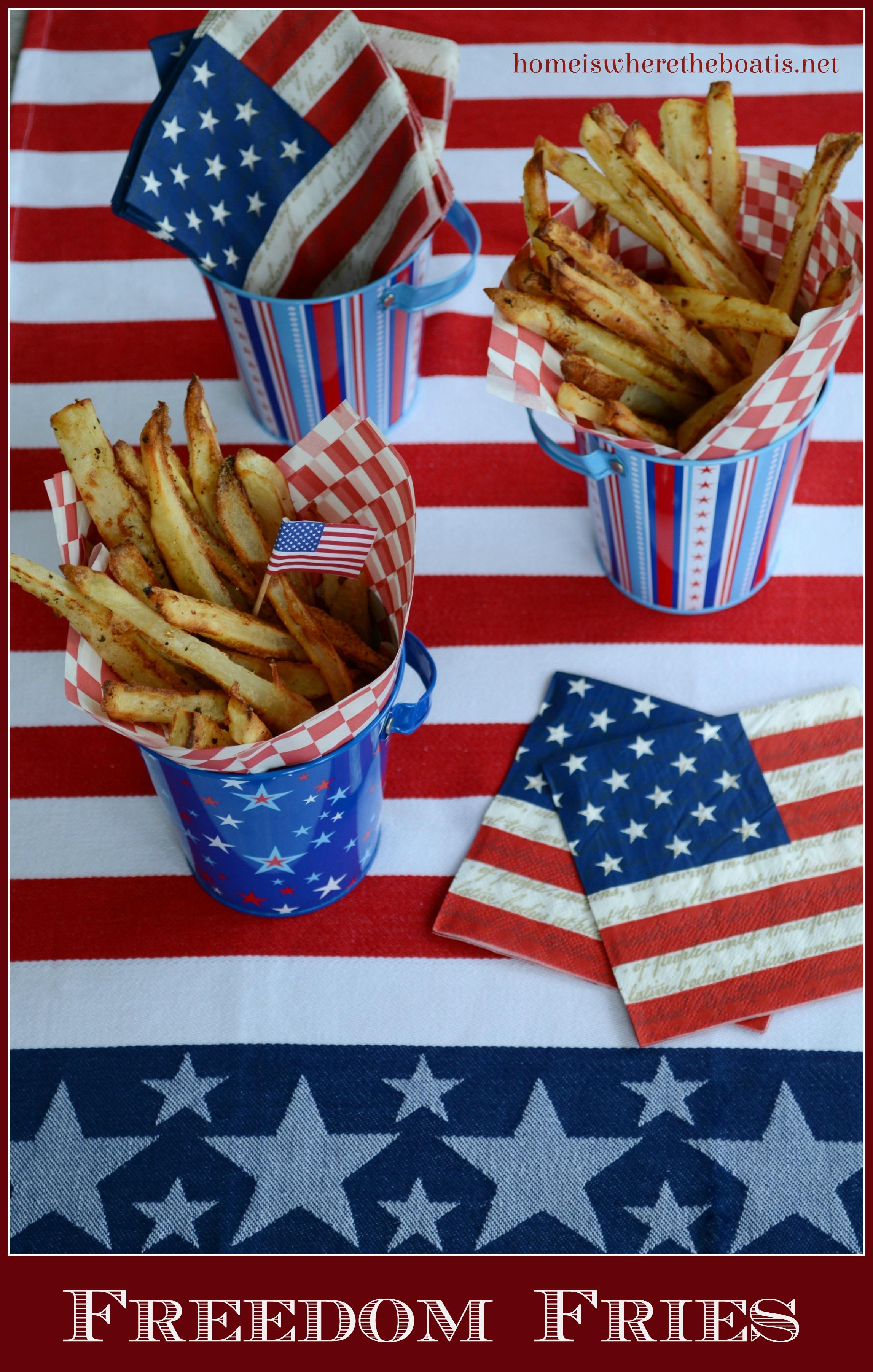 Freedom Fries: Guilt-Free Oven Crisp Egg White Fries! – Home is ...