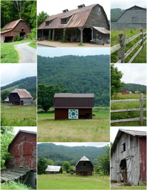 Barn Love NC Mountains