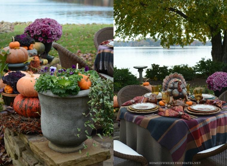 Thanksgiving Lakeside