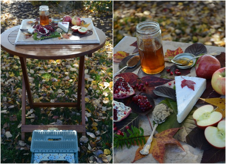 The Forest Feast Apple & Honey Galette Ingredients