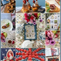 The Vintage Tea Party Year with The Novel Bakers