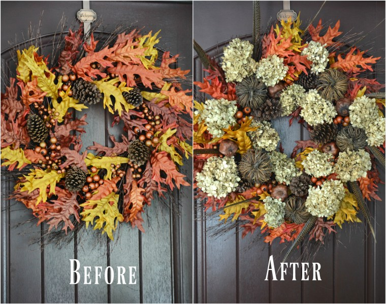 before-and-after-fall-wreath