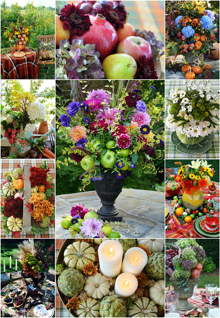 16 Creative Ideas For Adding Fruit And Veggies In Flower Arrangements Home Is Where The Boat Is