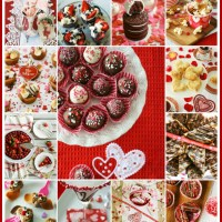 Valentine's Day Round Up: 14+ Sweets and Treats