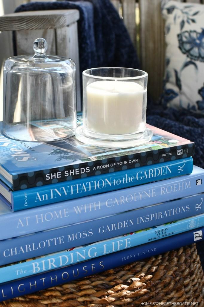 Winter reading inspiration   ©homeiswheretheboatis.net