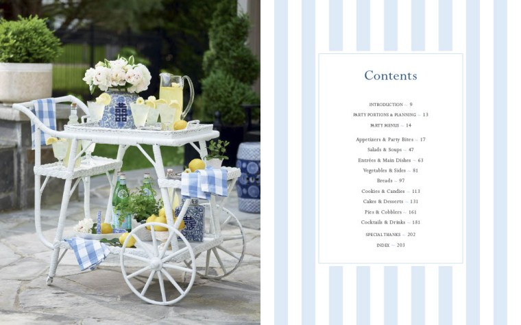 The Southern Entertainer's Cookbook by Courtney Dial Whitmore