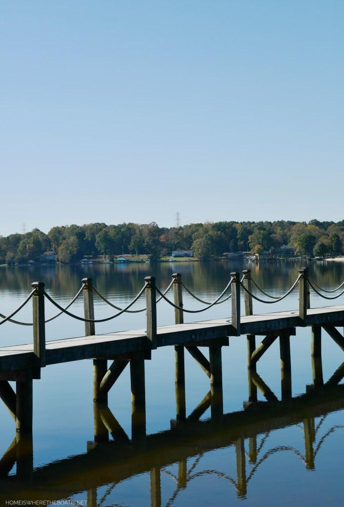 Dock Lake Norman   ©homeiswheretheboatis.net #LKN