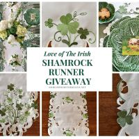 For The Love of The Irish + Giveaway