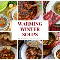 Warming Soups to Chase Away Winter's Chill