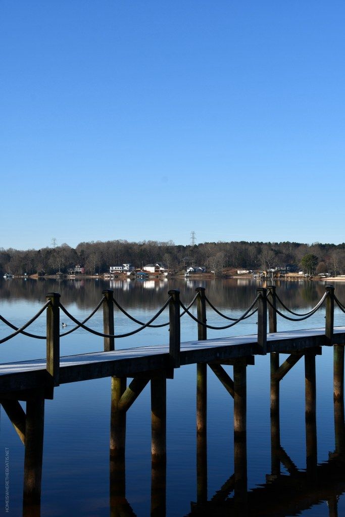 Weekend Waterview dock Lake Norman | ©homeiswheretheboatis.net
