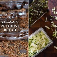 A Delicious Way to Sneak in Some Veggies: Chocoholic's Zucchini Bread